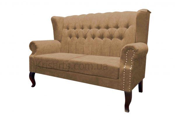 диван для ресторана в классическом стиле