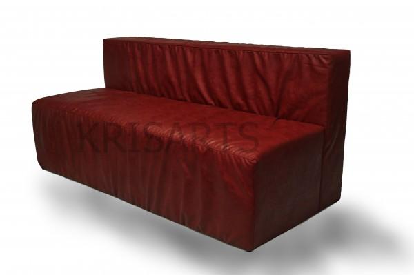 Низкий диван для бара и кальянной