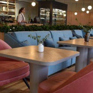 Столешницы для кафе и ресторанов