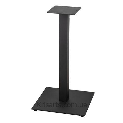 металлическая опора для стола одинарная