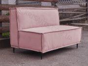 диван для кафе в стиле лофт