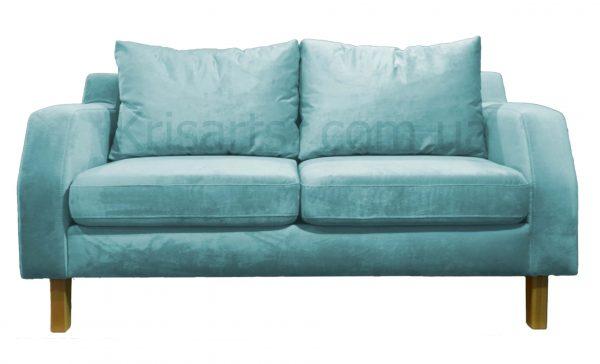 диван для ресторана с подушками